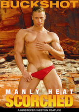 MANLY HEAT SCORCHED パッケージ画像表