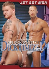 BIG DICK SOCIETY II DICKTIMIZED パッケージ画像